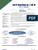 Revista Investgación IUTA Baralt  Nº1