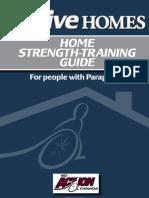 Home Strength Training Guide