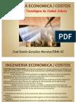 Ingenieria Economica-presentacion de Costos