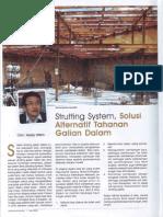 Strutting System, Solusi Alter Nat If Galian Dalam 1