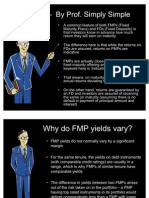 FMP Vs. FD