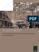 Assembly Automation Journal