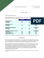 Pershing Square Q3 2008 Investor Letter
