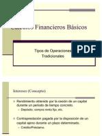 C%E1lculos Financieros B%E1sicos