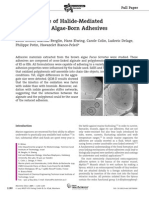 Algae Halides