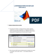 Matlab Tutorial (PVB)