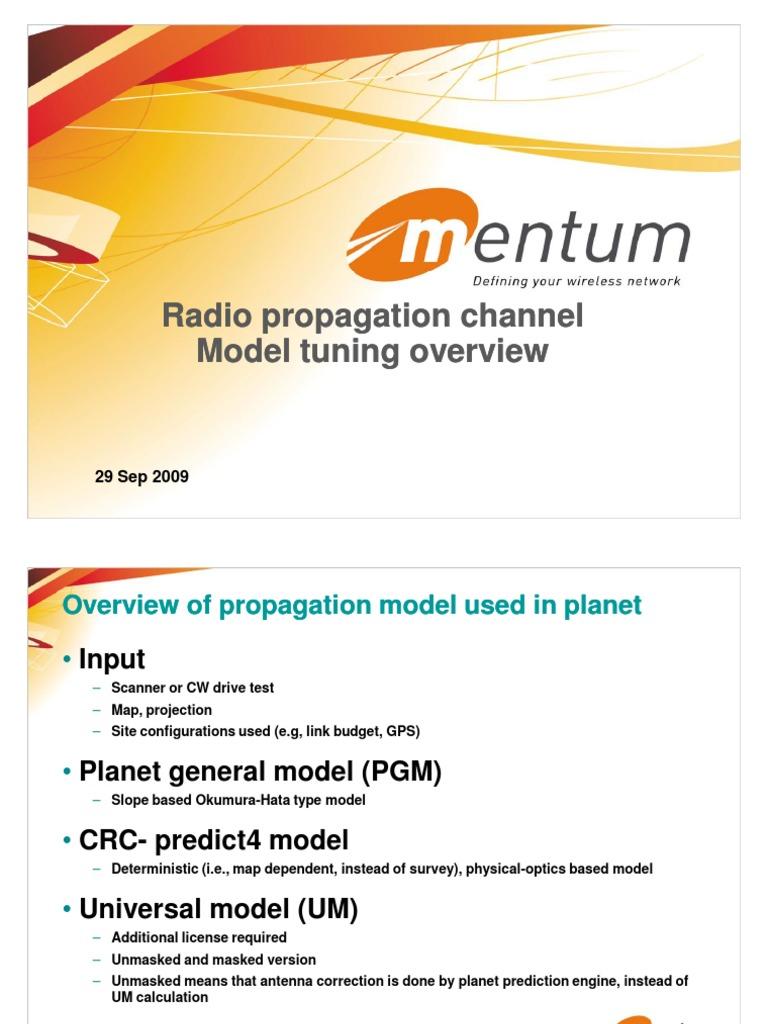 radio channel model tuning mentum antenna radio rh es scribd com