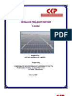 Annexure -A 5MW FED Solar Energy (1)