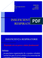 2. Insuficienta respiratorie