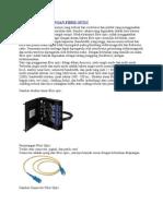 Langkah Pemasangan Fiber Optic