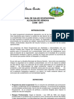 Manual de Salud Ocupacional