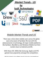 Mobile Market Trend - USA
