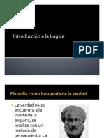 Clases de lógica en pdf. Curso  completo.