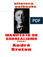 Manifesto Do Surrealismo x