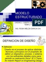2.1.a. Modelo Estructurado