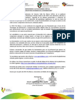 Bienvenidos LIC. MEDIOS