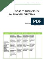 Comp Rubricas Directiva