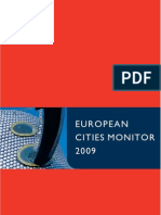 European Cities Monitor 2009. Cushman&Wakefield