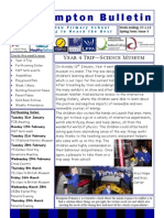 Issue 4 Newsletter