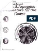 The Complete Book of Scales and Arpeggios for Guitar