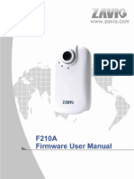 F210A Firmware User Manual 16.03