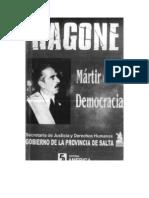 Ragone Martir de la Democracia