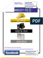 Commodity Pulse 18 JAN
