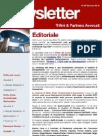 Newsletter T&P N°54
