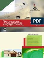 WACSI 2010 Annual Report (French)