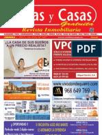 Revista Casas y Casas Febrero 2012