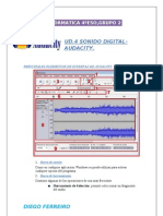 Sonido Digital (Audacity2)