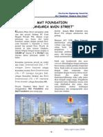 Total Bangun Persada - Mat Foundation
