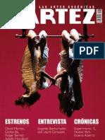 ARTEZ-Revista de las Artes Escénicas nº178