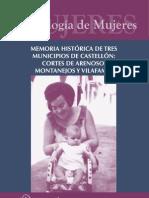 Memoria Historica de Tres Municipios