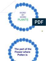 Word by Word Plants