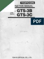 Topcon 3B-C - Full Manual