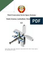 Third Generation Soviet Space Systems - Multi-Echelon Antiballistic Missile System - KS