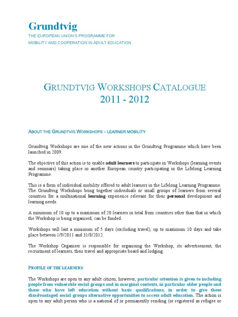 Catalogue 11 en Grundtvig | Journalism | Social Media