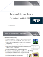 Compressibility from Core