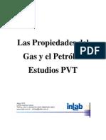 Estudios PVT Petroleo y Gas