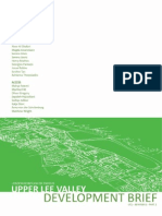 Development Brief - Upper Lee Valley