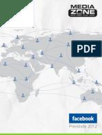 Preisliste Facebook Mediazone