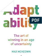 Adaptability - Excerpt