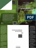 HORN (org.). Textos filosóficos em discussão I