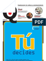 Suplemento Q Año 3, número 79 (2007)