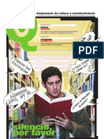 Suplemento Q Año 3, número 83 (2007)
