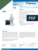 LMM Laboratory Mixing Molder