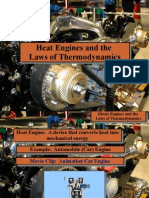 Heat Engines-Laws Thermo