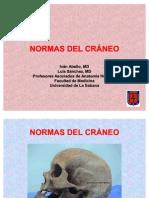 NORMAS DEL CRÁNEO