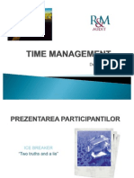 Time Management RM